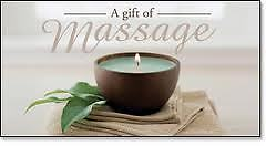 MASSAGE THERAPY GIFT CERTIFICATES-MOTHER'S DAY