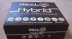 REAL HYBRID SUHD  with 4K Android Box   New