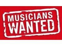 Christians Musicians & Singers Wanted ASAP!