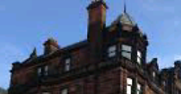top floor flat to swap garnethill