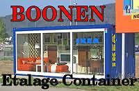 Container specialist Boonen levert ook douche en WC wagens