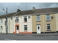 3 bed rental property - Kidwelly. Garden; off road parking. Good transport links. Near local school
