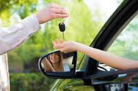 Road test, driving lesson, driving instructor; driving school