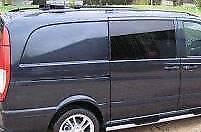 Mercedes Vito 639 window.(right.side in sliding door)