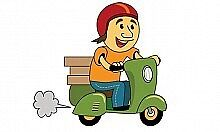 Easy cash delivery driver Warrington