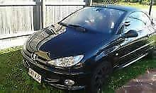 2003 Peugeot 206 Convertible Crestmead Logan Area Preview