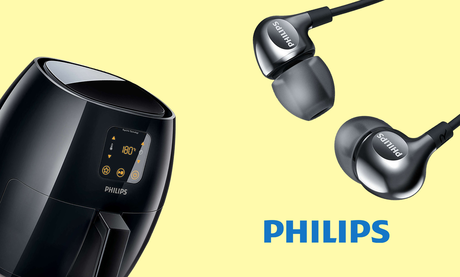 20% off Everything Philips at KG Electronics