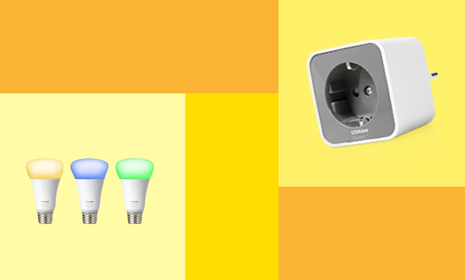 Smart Home Beleuchtungs-Startpaket