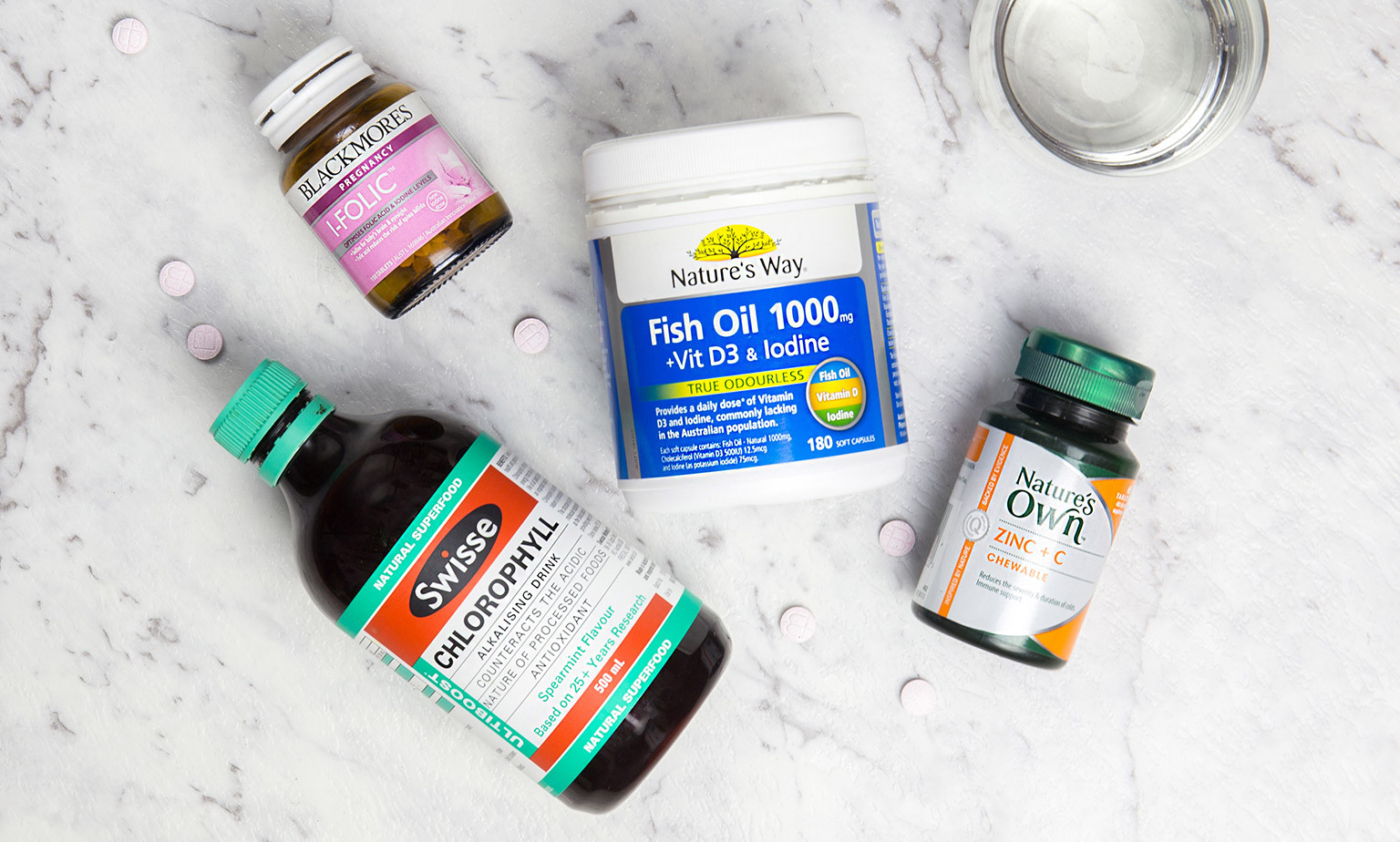 Up to 50% Off Vitamins & Supplements