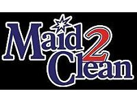 Part Time Domestic Cleaner Clitheroe