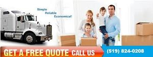 POWER HOUSE MOVERS  25%OFF if refered by REALTOR Cambridge Kitchener Area image 1