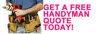 Painting Handyman Home repair service