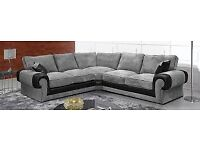⌚⌛REDUCED PRICE➺⍟⌚CHRISTMAS OFFER⌚➺⍟➺BRAND NEW➺⍟➺TANGO FABRIC CORNER SOFAS➺⍟➺EXPRESS DELIVERY☎️🚛