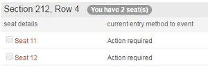 2 Tickets: Edmonton Oilers vs Phoenix Coyotes, Nov 27th     $70! Strathcona County Edmonton Area image 3