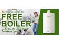 Boiler'Scheme for Homeowners/Private tenants
