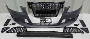 RS4 bumper for A4/S4 B8