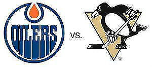 McDAVID / Oilers v CROSBY / Penguins  Mar 10  Section 104, Row 7 Edmonton Edmonton Area image 2