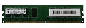 Micron 2GB - 800MHZ (PC2-6400) - MT16HTF25664AY - DDR2 Ram