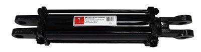 Hydraulic Tie Rod Cylinder. 5 Bore X 16 Stroke 3000 Psi 300-5016