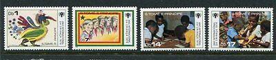Sao Tome & Principe #513-6 Mint Never Hinged