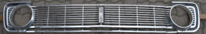 1966 Ford Falcon Grill and Headlight Doors,  Nice driver quality