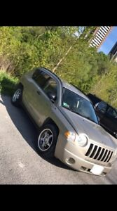 Jeep Compass 2009 AWD 4x4 SPORT