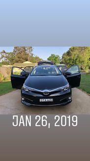 Toyota Corolla sport. Blaxland Blue Mountains Preview