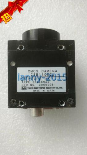 1pc Used Teli Csb1100cl Industrial Camera