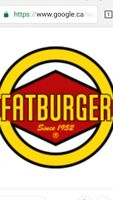 FATBURGER FULL/PART-TIME POSITION DAY/NIGHT SHIFT