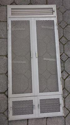 Ofentüre Ofen Kachelofen Lagerfund 57 X 124,5 cm