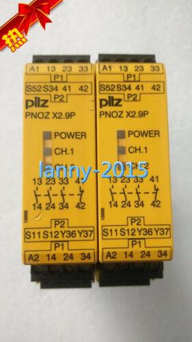 1pc Used Pilz Pnoz X2.9p 777300