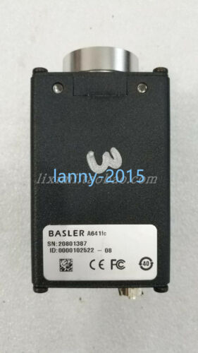1pc Used  Basler A641fc