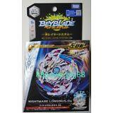 Takara Tomy Beyblade Burst B-97 Starter Nightmare Longinus .Ds US Seller