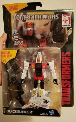 Transformers Combiner Wars Deluxe Quickslinger Aerialbot Superion NIP