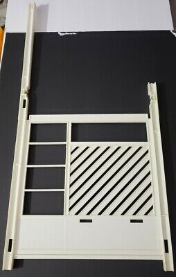 BARBIE DOLL FURNITURE DREAM HOUSE 1978 REPLACEMENT A-FRAME LOWER FLOOR WALL