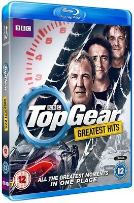 TOP GEAR UK 2015 - GREATEST HITS - Best of TV Season Series - NEW BLU-RAY (Best Top Gear Adventures)