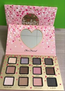 TOO FACED FUNFETTI Eyeshadow palette Mulgrave Monash Area Preview