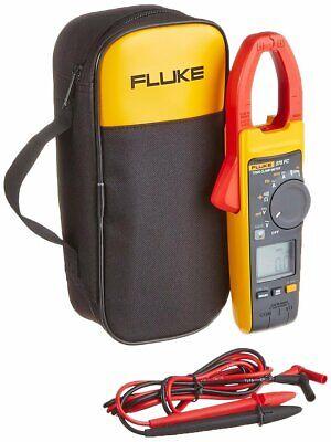 Fluke 4695932 375 Fc 600a Ac Dc Trms Wireless Clamp Meter Soft Case Storage New
