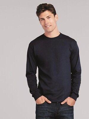 Gildan - DryBlend 50/50 Long Sleeve T-Shirt - (50 Long Sleeve Tee)