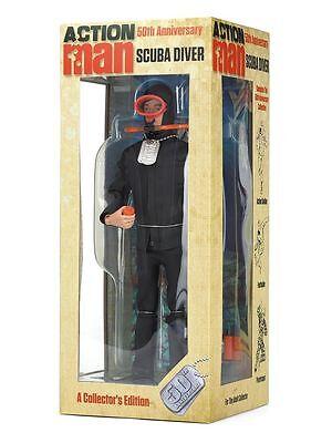 Half Price Toy - HALF PRICE! NEW ACTION MAN 50th ANNIVERSARY Scuba Diver Box Set RRP £69.99