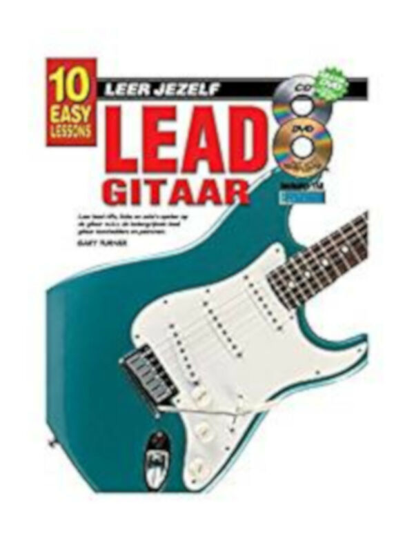 Gary+Turner%3A+10+Easy+Lessons+Lead+Gitaar+%28Book%2FCD%2FDVD%29+%28Dutch+Language+Edition%29.