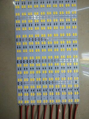 Wholesale 50cm Double row DC12V 72/84 SMD 5630 LED Hard Rigid Strip Bar Lighting