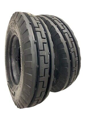 2 Tires 2 Tubes 6.50-16 10 Ply St2 Farm Tractor Tires Wtube 6.50x16