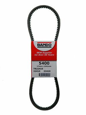 Accessory Drive Belt-DIESEL Bando 5400 fits 1987 Isuzu Pickup 2.2L-L4