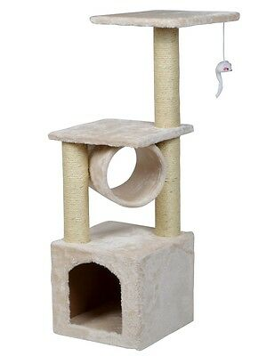 36  Deluxe Cat Tree Level Condo Furniture Scratching Post Kittens Pet Play House