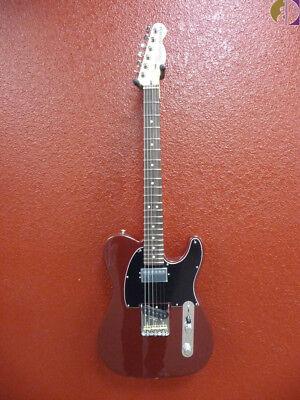 Fender American Performer Telecaster Humbucker, RW, Auburn Finish