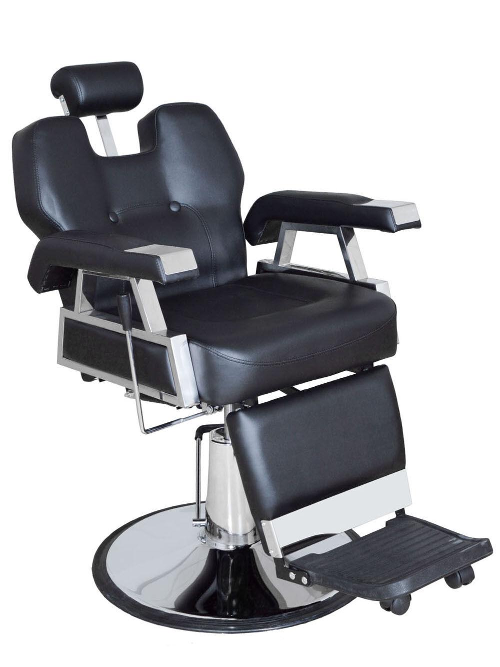 All Purpose Hydraulic Reclining Barber Chair Salon Beauty ...