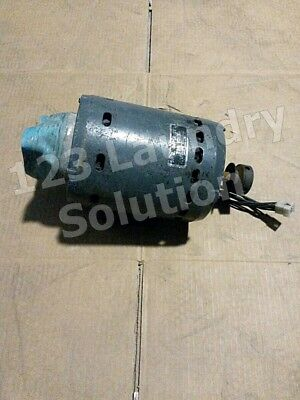 Dryer Motor For Speed Queen Super 20 With Pulley No Clutch 230v 312p653 Used