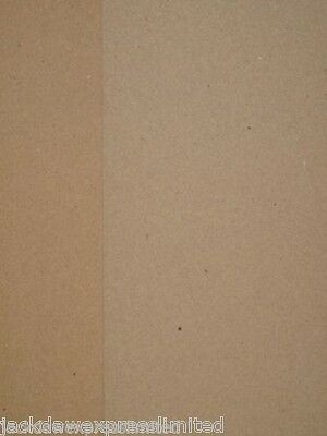 Kraft 100% Brown Recycled Card x 50 A4 220gsm Cardmaking Wedding Invites Crafts