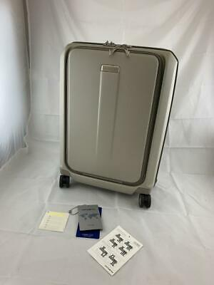 Samsonite Prodigy Spinner Suitcase 55 - 2,8 kg Ivory Gold